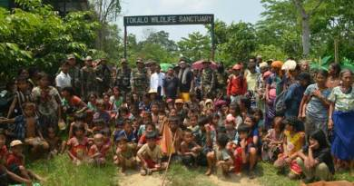 Assam Rifles Repatriates 338 Myanmar Refugees Back Home