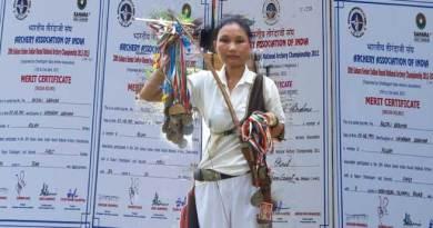 National Archery Gold Medalist Anjali Brahma seeks govt help