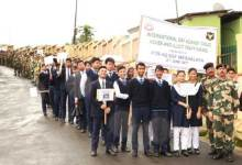 Photo of BSF organises Rally on International Day Against Drug Abuse and Illicit Trafficking