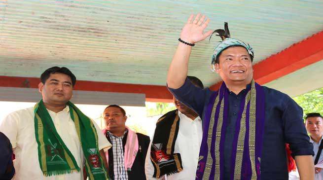 PM Modi has special focus on North East region- Khandu