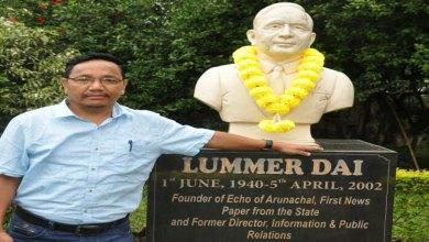 Photo of Sahitya Surjya Luminous Lummer Dai- The Literary Doyen of Arunachal