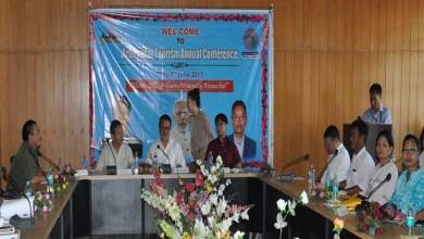 """Conference on """"Theme 2017: Tourist Friendly Arunachal"""" concludes"""
