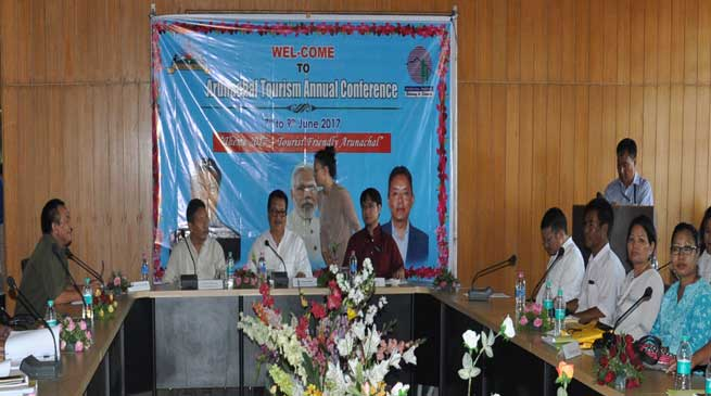 "Conference on ""Theme 2017: Tourist Friendly Arunachal"" concludes"