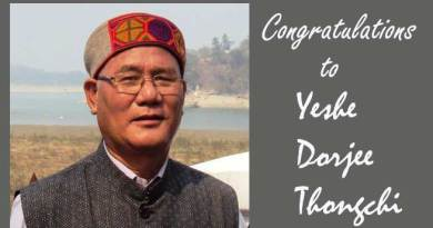 Yeshe Dorjee Thongchi Chosen for Bhupen Hazarika Award