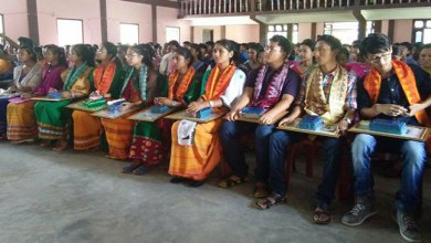 Photo of Kokrajhar- ABSU felicitated meritorious students