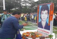 ABSU observed 30th Bodoland Movement Martyrs' Day