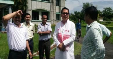 Chowna Mein shows interest in wide scale cultivation of Agar trees in Arunchal Pradesh