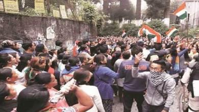 GJM observes Black Day in Darjeeling