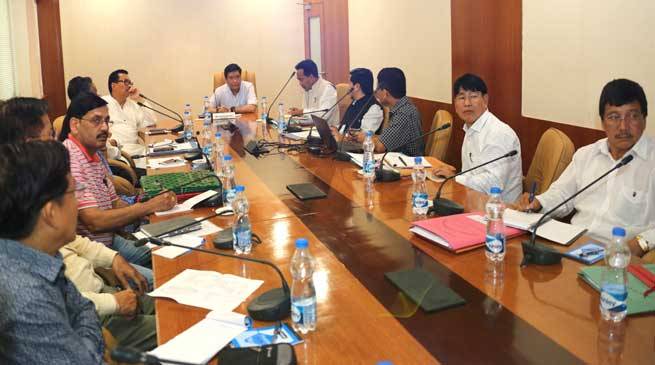 Tawang government college will begin its academic session soon