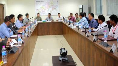 Khandu directs Bamang Tago to restructure the Sports Authority of Arunachal