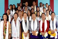 Khandu has requested Mahila Morcha to spread party ideology among the masses