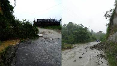 Photo of Itanagar-Jully-Papu Nallah road likely to get blocked and affect traffic movement