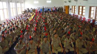 Photo of 10 days combined Annual Training Camp of NCC inaugurated