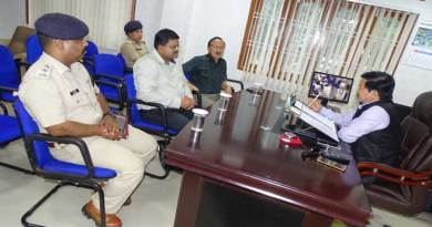 Pani Taram appeals  public to become willing partner of police