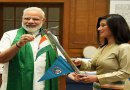 PM Modi meets mountaineer Anshu Jamsenpa