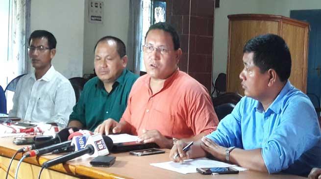 ABSU Support GJM Movement for Gorkhaland