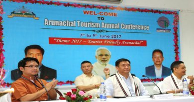 Conference on 'Tourist friendly Arunachal Pradesh' open