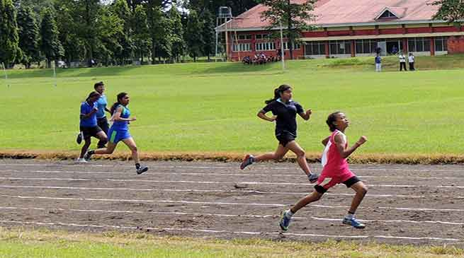 EAC Air Force Sports and Athletics meet held in Jorhat