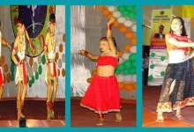 Itanagar- Arunachal Super Dancer competition begins