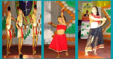Itanagar- Arunachal Super Dancer competition begins