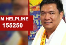 Photo of Khandu launches Chief Minister Helpline 155250