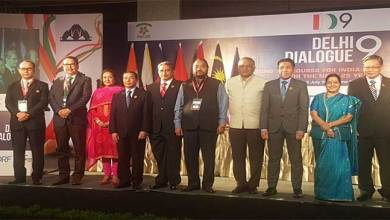 Photo of Delhi Dialogue 9 – Chowna Mein Emphasises Development of Still Well road, trade & commerce and cultural linkages with Myanmar