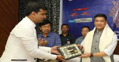 GST will improve the working system of the government- Pema Khandu