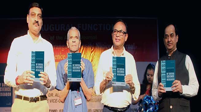 Kaziranga University releases its first Annual Academic Journal