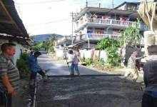 PWD starts Pavement renovation of colony road