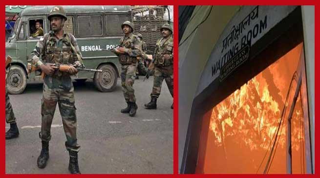 Darjeeling- Violence Continue, Army redeployed