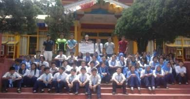 Clean Drive by Dirang Sports Association