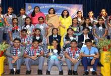 EAC Organised Annual declamation contest