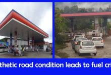 Photo of Pathetic road condition leads to fuel crisis