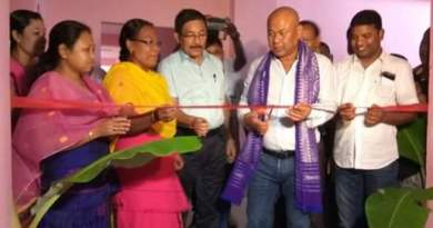 Hagrama inaugurates two newly constructed CHD building