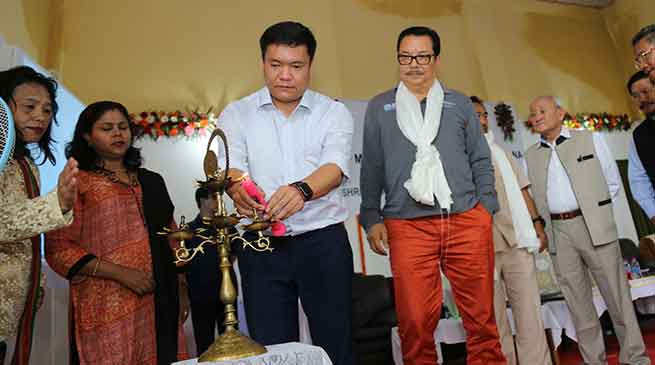 Pema Khandu Launches Smart Classroom project in Arunachal