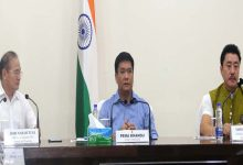 Photo of Khandu Announced Free electricity to the villages affected in Ranganadi Power project
