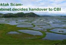 Photo of Loktak Scam- Cabinet decides handover to CBI