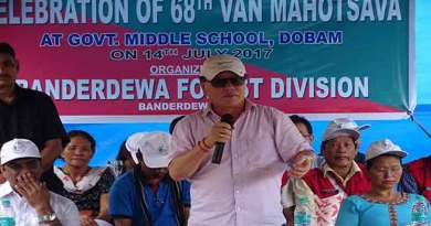 68th Van mahotsava month celebrated