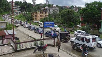 Photo of People experience biggest traffic jam ever before in Itanagar