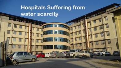 Photo of Hospitals suffering from scarcity of water