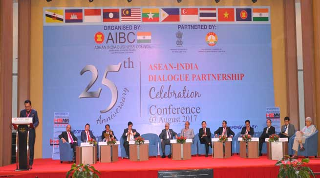 India is on the path to forge a strong friendship and partnership with the ASEAN countries- Chowna Mein