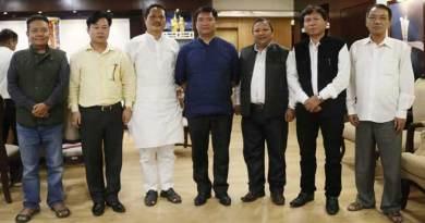 NPP lauded Khandu for initiating governance reforms
