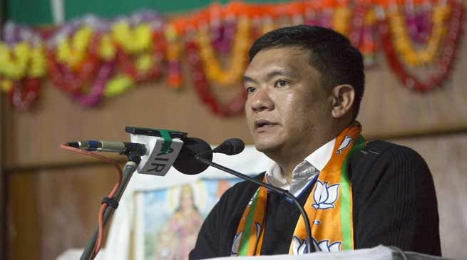 Chief minister and ministers have to perform under PM Modi- Khandu