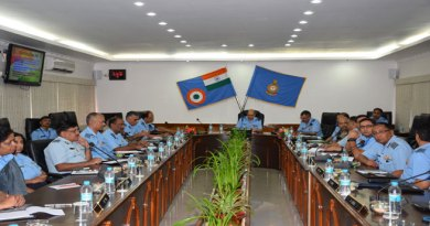 Medical Officers Conference held at HQ Eastern Air Command