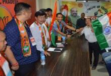 BJP Yuva Morcha launches BHARAT JODO Abhiyan
