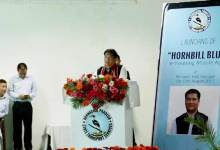 Photo of Khandu launches Hornbill Blue,  e-ticketing Mbl App