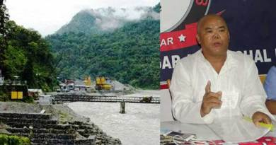 SMRF demands rollback of Tawang Hydro project stage-I & II