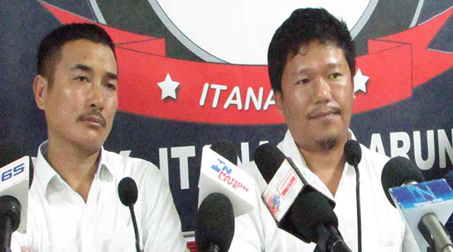 AAPSU to intensify its democratic movement on Chakma Hajong Issue