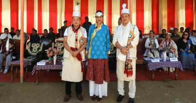 Bugun Tribes celebrates 4th Pham Kho-Sowail festival