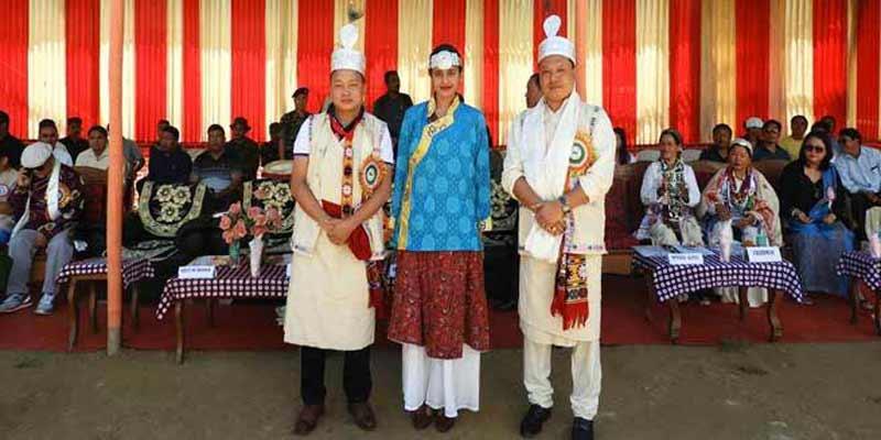 Bugun Tribes celebrates 4th Pham Kho-Sowail festival